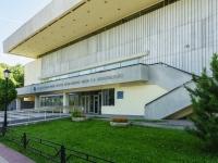 Калуга, музей истории космонавтики имени К.Э.Циолковского, улица Академика Королева, дом 2