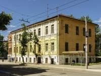 Калуга, улица Академика Королева, дом 25. многоквартирный дом