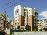 Калуга, улица Академика Королева, дом 35. многоквартирный дом