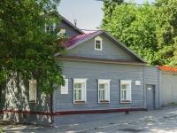 Калуга, музей Дом-музей К.Э.Циолковского, улица Циолковского, дом 79