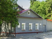 Kaluga, st Tsiolkovsky, house 79. museum