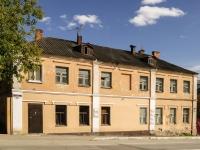 Kaluga, Bauman st, house 26. Apartment house