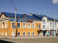 Калуга, улица Баумана, дом 20. многофункциональное здание