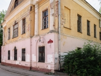 Kaluga, Georgievskaya st, 房屋 10. 公寓楼