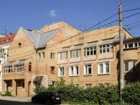 Kaluga, Georgievskaya st, house 17. Apartment house