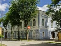 Kaluga, Voskresenskaya st, house 7. Apartment house