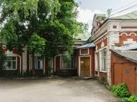 Kaluga, st Voskresenskaya, house 7А. office building