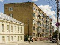 Kaluga, Starichkov alley, house 7. Apartment house