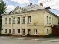 Kaluga, alley Starichkov, house 14. Apartment house