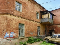 Kaluga, Dzerzhinsky st, house 31. Apartment house