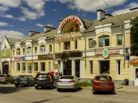 Kaluga, 购物中心 Лихвинский, Dzerzhinsky st, 房屋 47А