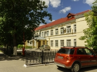 Kaluga, governing bodies Управление образования  г. Калуги, Dzerzhinsky st, house 53