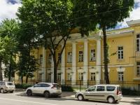 Калуга, школа №3 имени Г.В. Зимина, улица Дзержинского, дом 57
