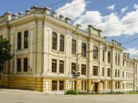 улица Дзержинского, дом 57. школа №3 имени Г.В. Зимина
