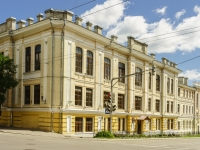 Kaluga, 学校 №3 имени Г.В. Зимина, Dzerzhinsky st, 房屋 57
