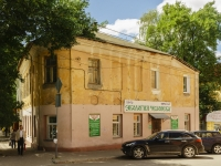 Kaluga, Dostoevsky st, house 36. Apartment house with a store on the ground-floor