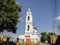 Калуга, улица Достоевского, дом 2. храм Успения Пресвятой Богородицы