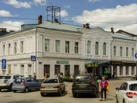 Kaluga, st Teatralnaya, house 8. multi-purpose building