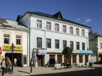 Kaluga, st Teatralnaya, house 11. multi-purpose building