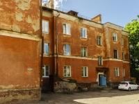 Kaluga, Teatralnaya st, house 22. Apartment house