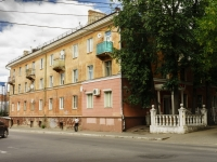 Kaluga, st Teatralnaya, house 22. Apartment house