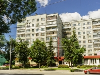 Kaluga, Chizhevsky st, house 8. Apartment house with a store on the ground-floor