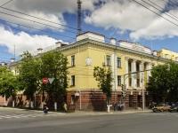 Kaluga, 管理机关 Управление МВД по Калужской области, Suvorov st, 房屋 139