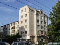 Kaluga, st Suvorov, house 147. Apartment house with a store on the ground-floor