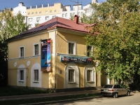 Kaluga, st Suvorov, house 165. Apartment house with a store on the ground-floor
