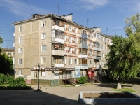 Kaluga, square Pobedy, house 7. Apartment house with a store on the ground-floor