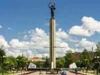 Kaluga, monument ПобедыPobedy square, monument Победы