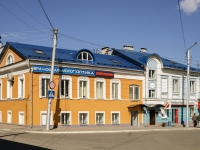 Kaluga, st Pushkin, house 1. multi-purpose building