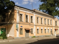 Kaluga, st Pushkin, house 9. Apartment house