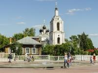 Kaluga, st Smolenskaya, house 8. temple
