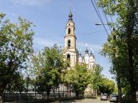 Калуга, церковь Космы и Дамиана, улица Фридриха Энгельса, дом 14А