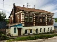 улица Берникова, дом 4. многоквартирный дом