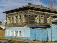 Borovsk, st Volodarsky, house 3. Apartment house