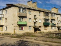 Borovsk, st Volodarsky, house 7. Apartment house