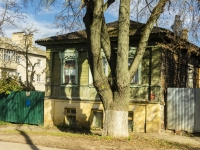 Borovsk, st Volodarsky, house 11. Apartment house