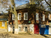 Borovsk, st Volodarsky, house 15. Apartment house