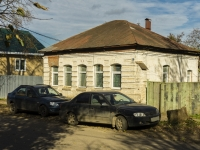 Borovsk, st Volodarsky, house 19. Apartment house