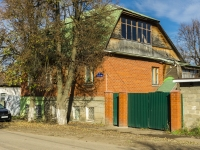 Borovsk, st Volodarsky, house 21. Apartment house