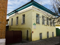 Borovsk, st Volodarsky, house 22. Apartment house