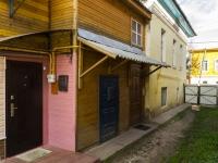 Borovsk, Volodarsky st, 房屋 22. 公寓楼