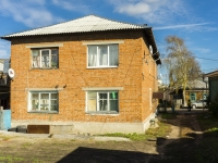 Borovsk, st Volodarsky, house 24. Apartment house