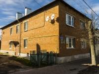 Borovsk, Volodarsky st, house 24. Apartment house