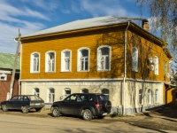 Borovsk, st Volodarsky, house 27. Apartment house