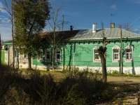 Borovsk, st Volodarsky, house 28. Apartment house