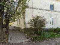 Borovsk, Volodarsky st, 房屋 36. 公寓楼