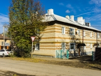 Borovsk, st Volodarsky, house 59. Apartment house